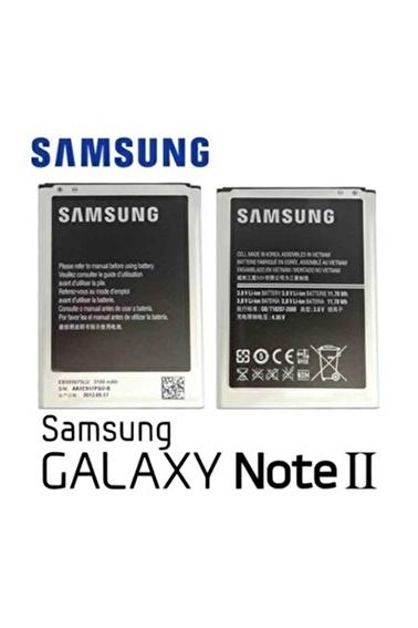 Samsung NOTE 2 NOTE II N7100 BATARYA PİL 3100 MAH Renkli